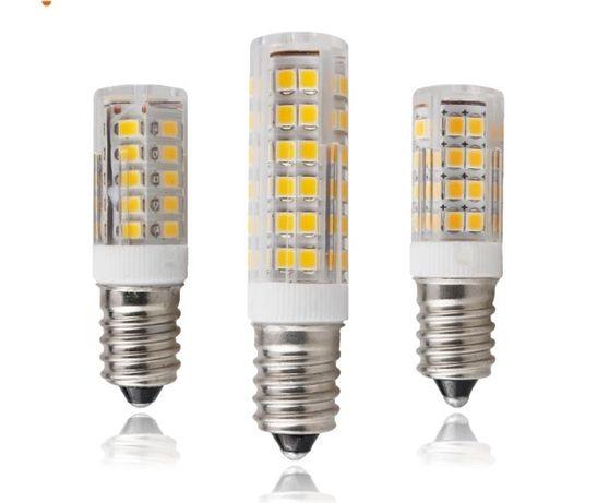 Lâmpada E14 220v e 12v-24v LED's
