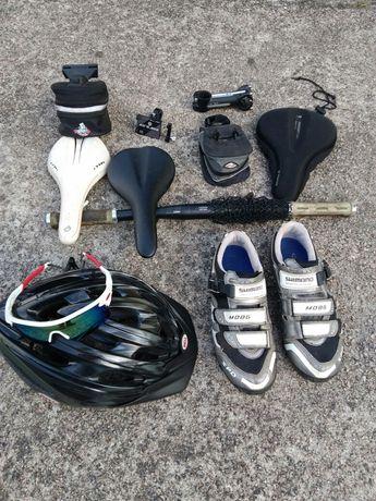 Acessórios Ciclismo