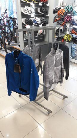 Stojak wieszak na ubrania ekspozycja NIERDZEWNE