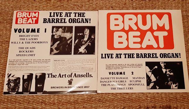 Vários - Brum Beat LP - Volume 1 e 2