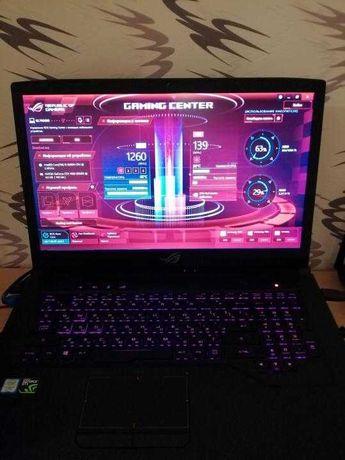 Мощный, игровой ноутбук серии Rog