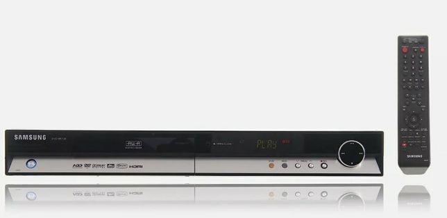 Samsung DVD-HR738 DVD-Recorder com disco de 250 GB