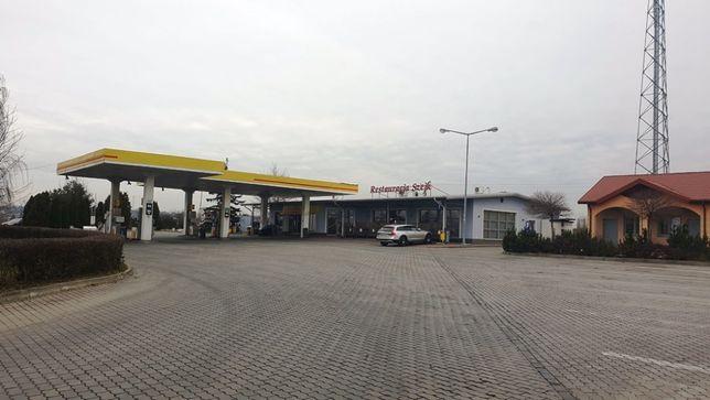 Syndyk sprzeda stacje benzynową z motelem i restauracją