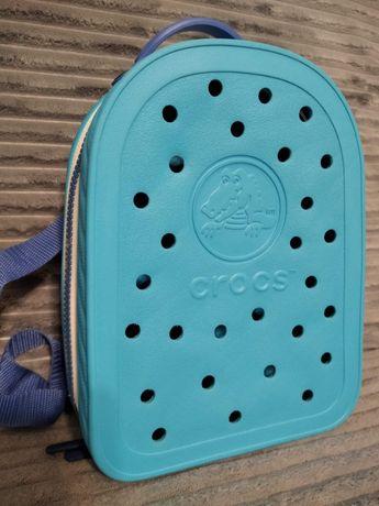 Crocs plecak niebieski dziecięcy z USA