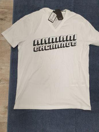 Tshirt Armani nowy oryginalny L.