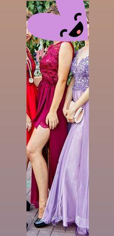 Продам бордовое Выпускное платье, в идеальном состоянии