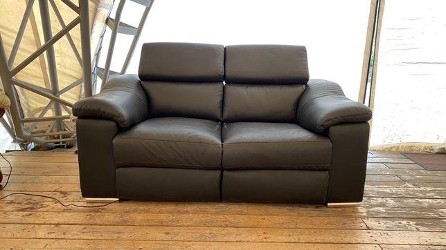 Шкіряний диван двійка купить кожаный диван с Германии Киев
