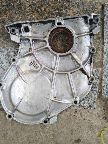 Передня кришка двигуна ваз