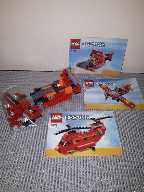 Lego Creator Czerwony Śmigłowiec 31003