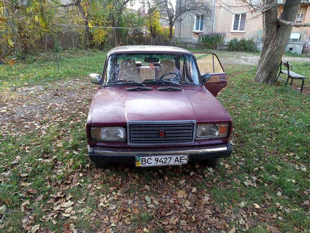 Авто ВАЗ 2107 срочно!!!