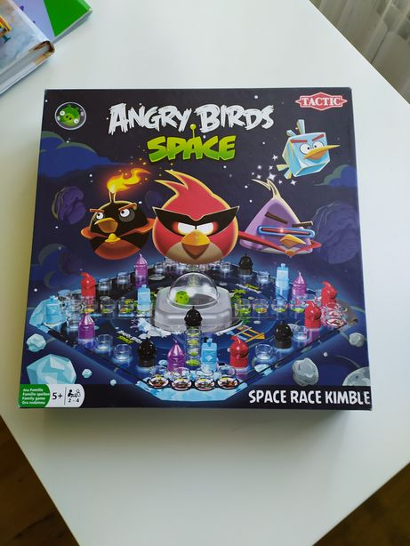 Angry birds space chińczyk