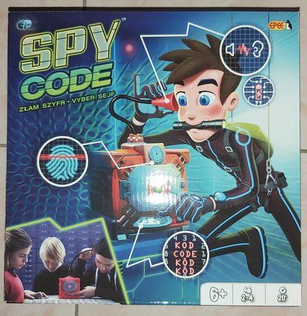 Gra Spy code złam szyfr.