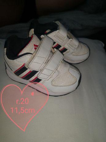 Adidaski dla maluszka r.20 11,5cm