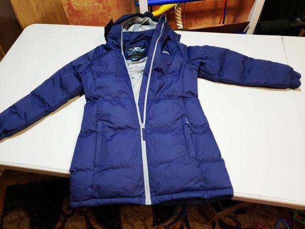 Новая куртка Trespass, пальто на девочку 7-8 лет