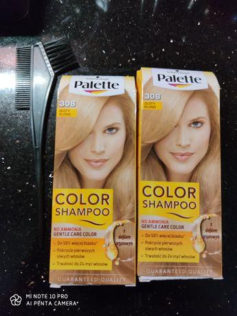 Szampon koloryzujący blond x2