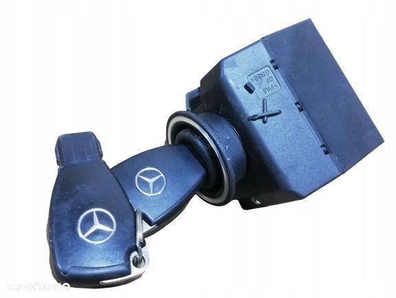 Mercedes B klasa 169 245 Stacyjka 2 kluczyki