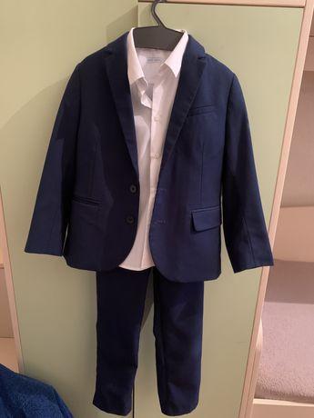 Костюм пиджак школьная форма брюки h&m