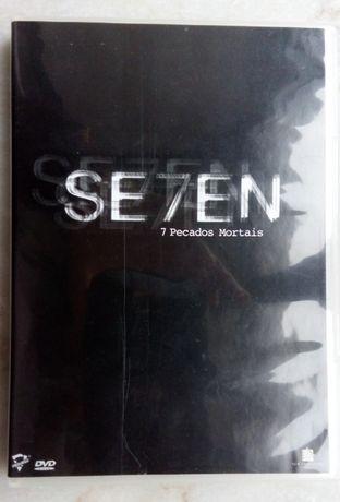 Filme SEVEN - Sete Pecados Mortais