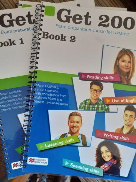 Get 200 book 1, book 2