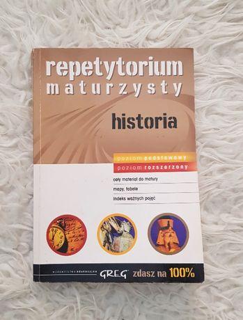 Repetytorium maturzysty - historia