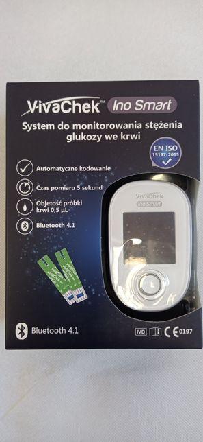 Glukometr Viva chek ino Smart nowy.