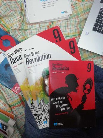 New Wave Revolution Inglês 9º ano Nível 5