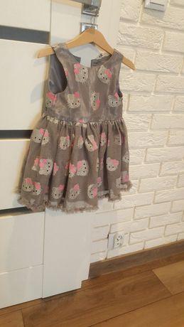 Sukienka h&M rozm. 92