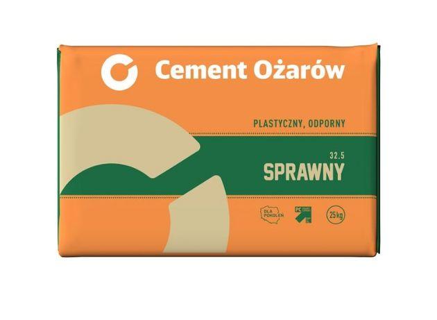 Cement Ożarów Sprawny Dwójka CEM II 32.5R