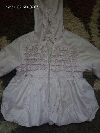 Курточка літня 98