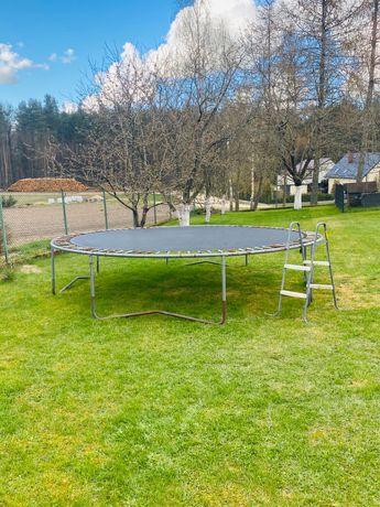 Sprzedam Dużą trampolinę