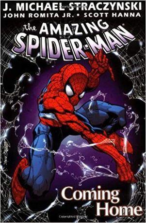 MARVEL Colecção The Amazing Spider-Man 10 Livros BAIXA DE PREÇO