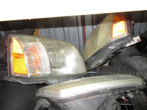Lampa przód Mitsubishi Endeavor