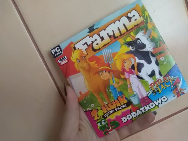 Gra dla dzieci FARMA