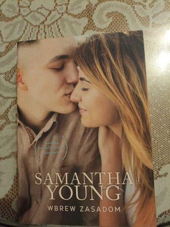 Samantha Young- Wbrew zasadom