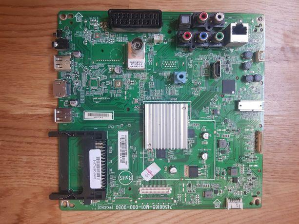 Telewizor Philips 32PHH4509 uszkodzony, na czesci