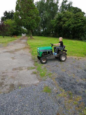 MTD kosiarka traktorek
