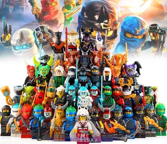 АКЦИЯ фигурки (>350 видов) ниндзяго ninjago Лего Lego Гармадон брелок