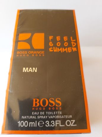 hugo boss orange 100 ml edt męska woda toaletowa