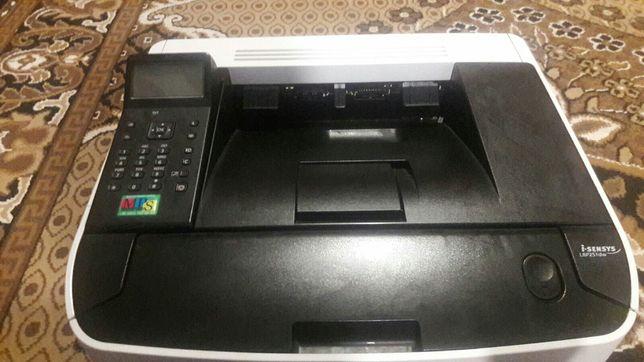 Срочно продам принтер Canon 251dw