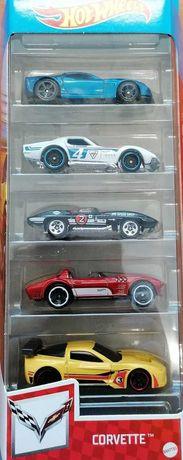 Hot wheels Corvette 5-pak 2021