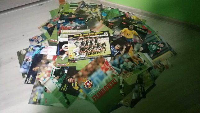 Plakaty ok. 300sztuk bravo sport i piłka nożna