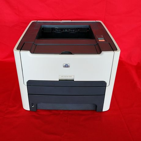 HP LJ 1320 . Гарантия.Принтер двусторонний .