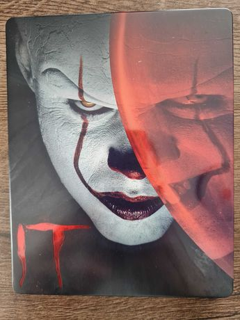 IT 4K Steelbook PL