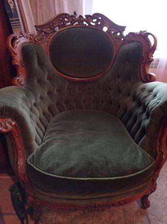 Крісла антикваріат в стилі бароко