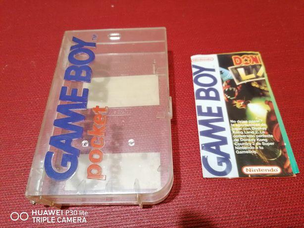 Caixa Game Boy pocket