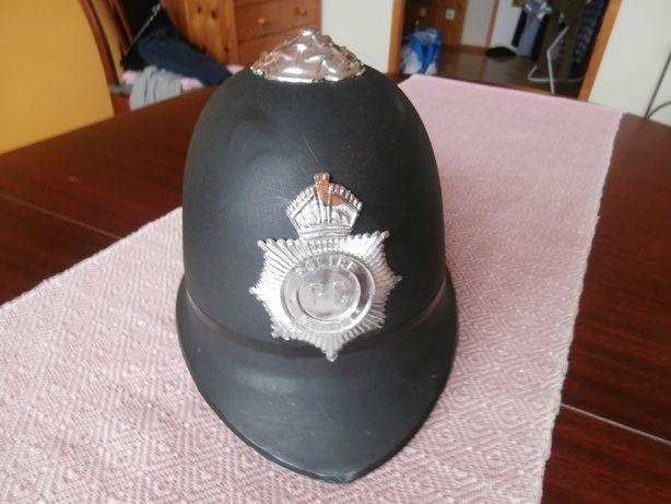 HEŁM Kask Policjant Angielski