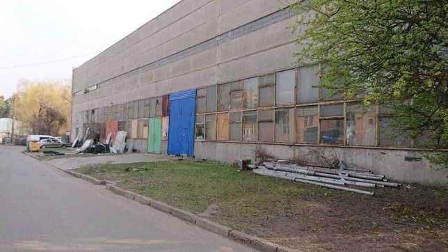 Ул. Северо-Сырецкая, производственно-складское здание, 2137 кв.м