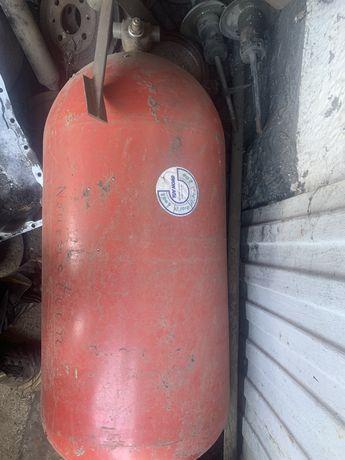 Zbiornik wysokocisnieniowy gazu