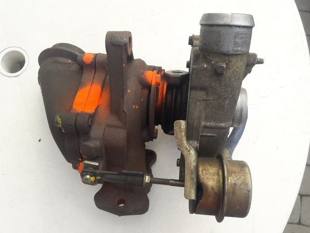 Turbina do peugot 206