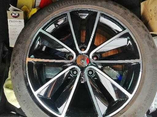 Jante Renault Megane III Bose